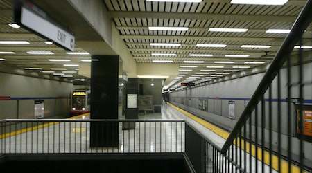 Man Pushed In Front Of Civic Center Muni Train Suffers Life-Threatening Injuries