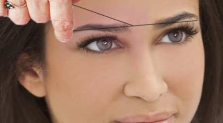 Las Vegas' 3 favorite spots for cheap eyebrow threading service