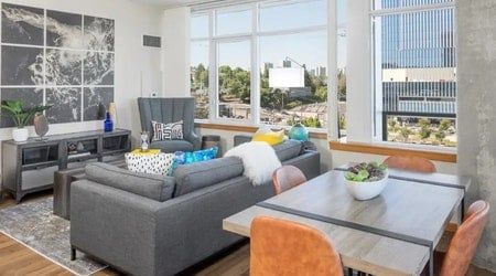 The cheapest apartments for rent in Corbett-Terwilliger-Lair Hill, Portland