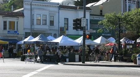 Castro Farmers Market Returns Tomorrow