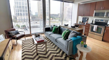 Budget apartments for rent in Central Business District, Orlando