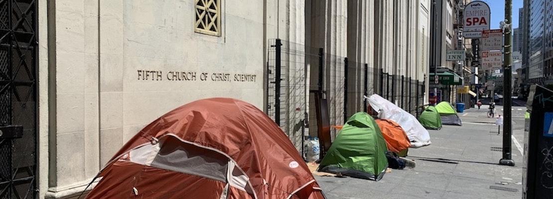 Tenderloin plaintiffs suing city say pandemic isn't the real problem