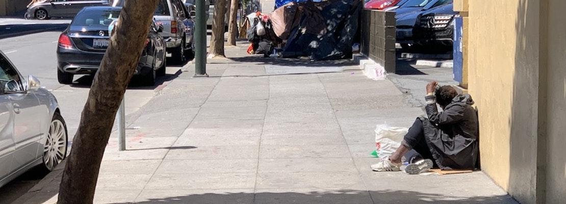 Plaintiffs in UC Hastings lawsuit say city's COVID-19 plan for Tenderloin falls short