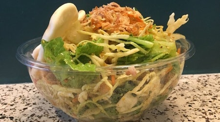 4 top spots for salads in Washington