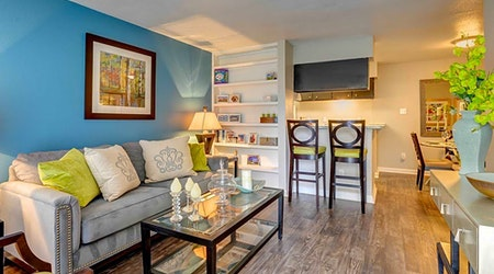 The cheapest apartments for rent in Timbergrove, Houston