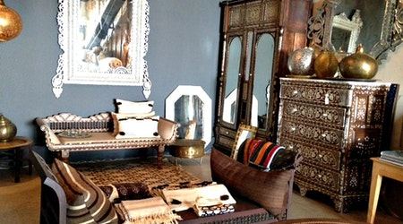 Inside Tazi Designs, A Hidden Hayes Valley Treasure Box