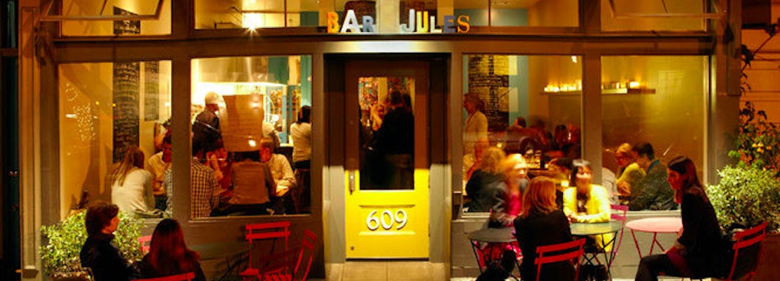 Bar Jules Will Close Its Doors This Weekend