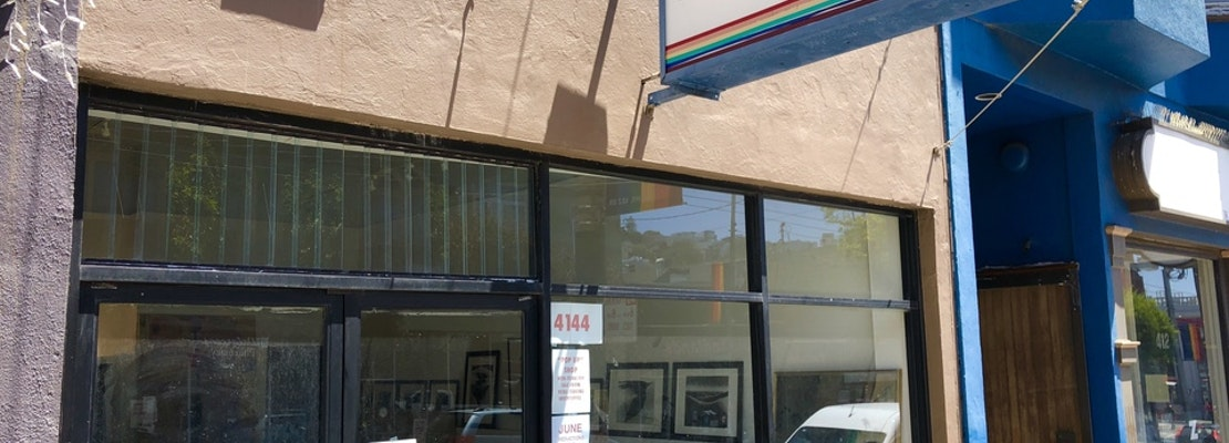 End, table: Castro furniture pop-up closing