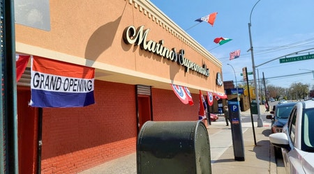 Flushing gets a new grocery store: Marino's Supermarket