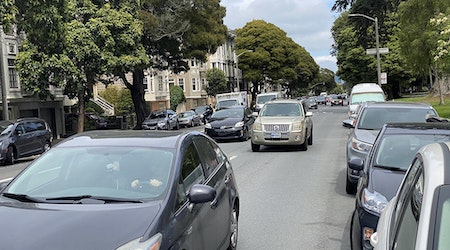 Panhandle to get new parking-protected bike lane along Fell Street