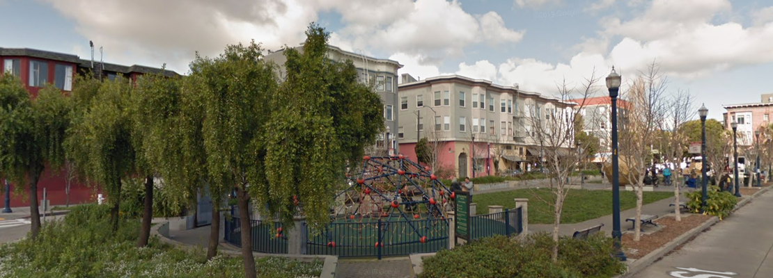 Woman found dead at Patricia's Green in Hayes Valley