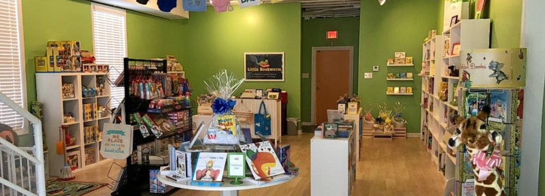 New children's bookstore Little Bookworm opens its doors in Metairie