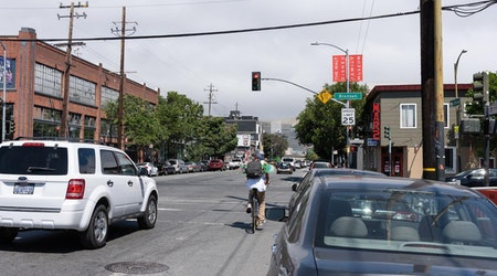 Final 7th St. protected bikeway construction phase begins next week