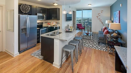 The most affordable apartments for rent in Channel District, Tampa