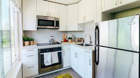 The most affordable apartments for rent in Adams Point, Oakland