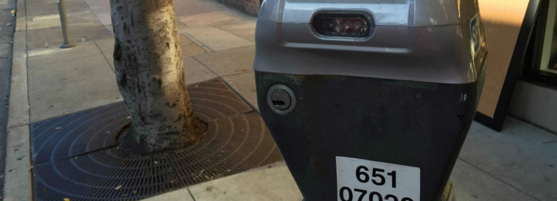Stickers On Parking Meters Aim To Make Tow-Away Times Clearer