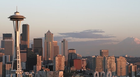 Top Seattle news: Man harassed, spat on Asian people: police; woman killed in motel shooting; more