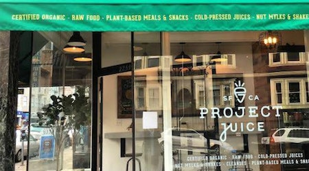 Project Juice To Replace Schulzies On Hayes Street