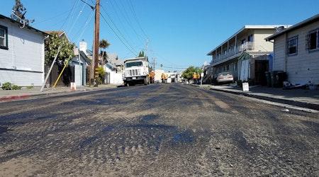 Oakland Department of Transportation kicks off summer paving initiative