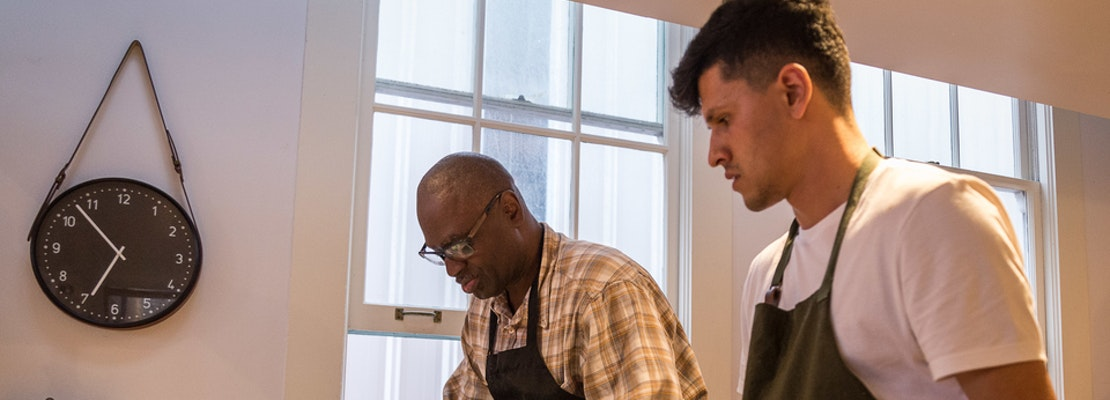 Nonprofit offers unhoused apprentices culinary training, empowerment