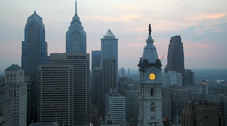 Top Philadelphia news: National Guard patrols in city;  overnight looting, fires; more