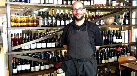 Meet Alta CA's New Head Chef David Goody