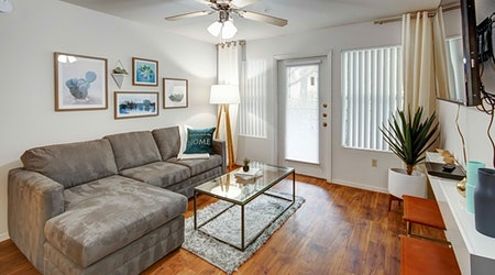 What apartments will $1,100 rent you in Deer Valley, this month?