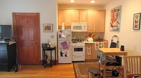 The most affordable apartments for rent in Aggasiz - Harvard North, Cambridge