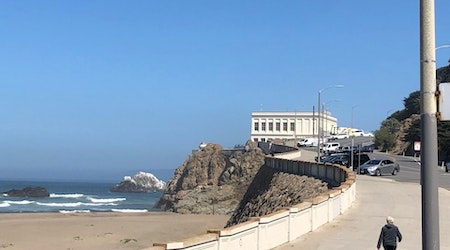 San Francisco reopens parking at some beaches