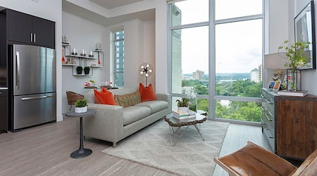 What apartments will $2,600 rent you in Downtown, today?