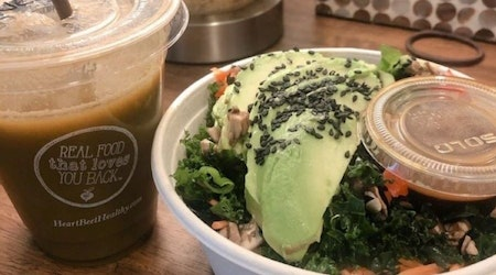 Score salads at West Seattle's new Heartbeet Organic Superfoods Cafe