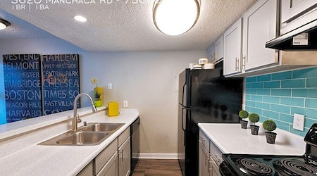 The cheapest apartments for rent in South Lamar, Austin