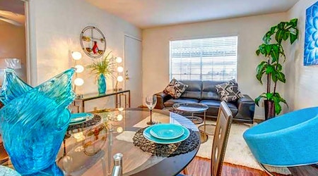 What apartments will $800 rent you in Mid West, Houston today?