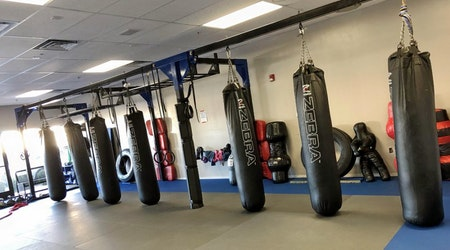 Here are Henderson's top 3 fitness spots
