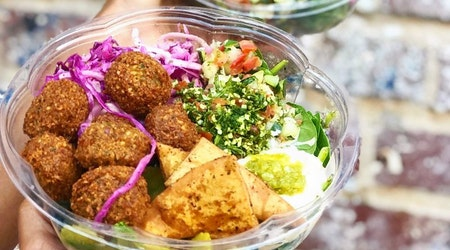 4 top options for low-priced vegetarian eats in Washington