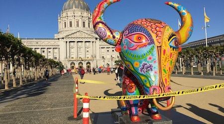 Hayes Valley Leftovers: Break Up With Your Bag, Van Ness Street Closure And Hung Yi Civic Center Art