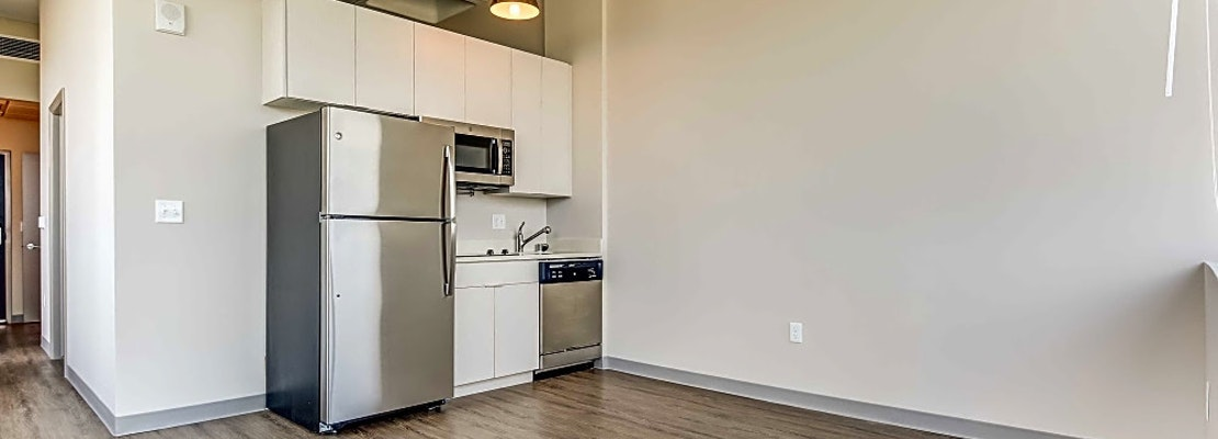 The most affordable apartments for rent in Kilbourn Town, Milwaukee