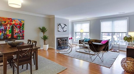 What apartments will $3,500 rent you in Capitol Hill, right now?