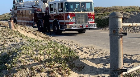 Man dies after being dragged to sea at Ocean Beach