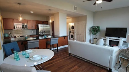 What apartments will $1,300 rent you in Downtown, right now?