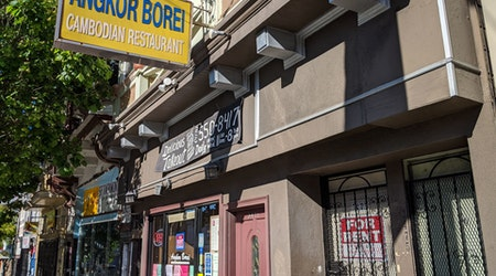 Angkor Borei, one of SF's only Cambodian restaurants, to close permanently after 30 years