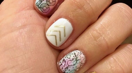 New nail technician spot Flores Institute Of Nail Design now open in Dobson Woods