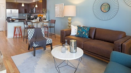 What apartments will $2,800 rent you in Downtown, this month?