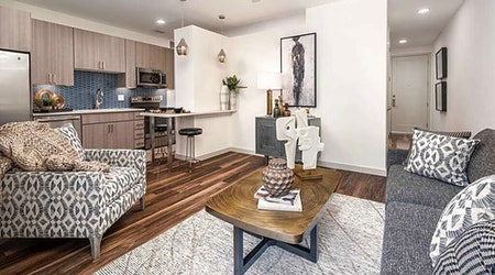 What apartments will $1,300 rent you in Central City, right now?