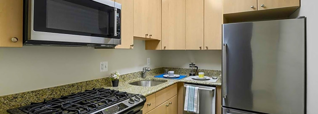 The cheapest apartments for rent in Glover Park, Washington