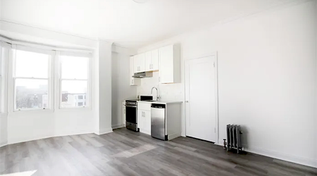 The most affordable apartments for rent in the Western Addition, San Francisco
