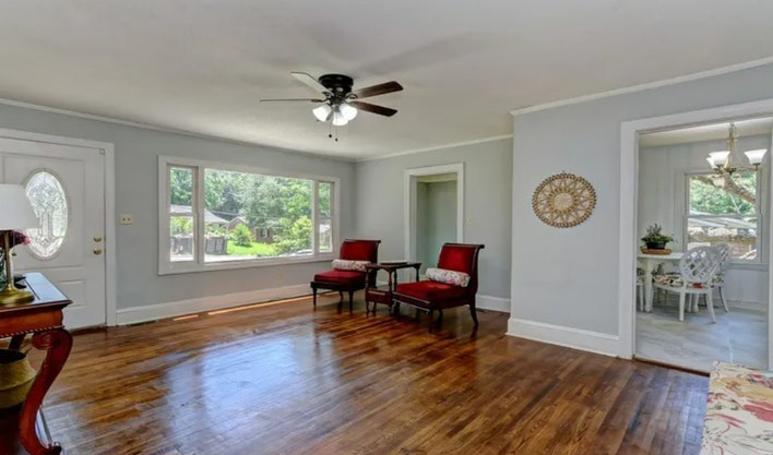 Budget apartments for rent in North Charlotte, Charlotte