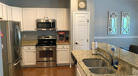 What apartments will $1,900 rent you in Ballantyne West, today?