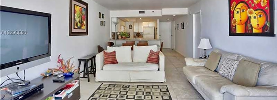 The most affordable apartments for rent in Downtown, Miami