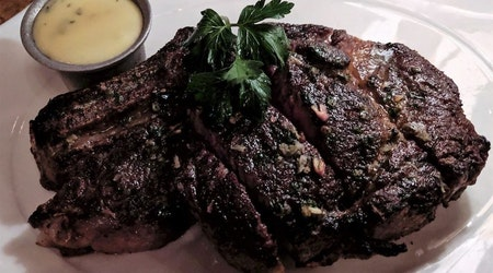 Treat yourself at 4 pricey steakhouses in Las Vegas